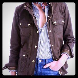 J. Crew Downtown Field Jacket size XS
